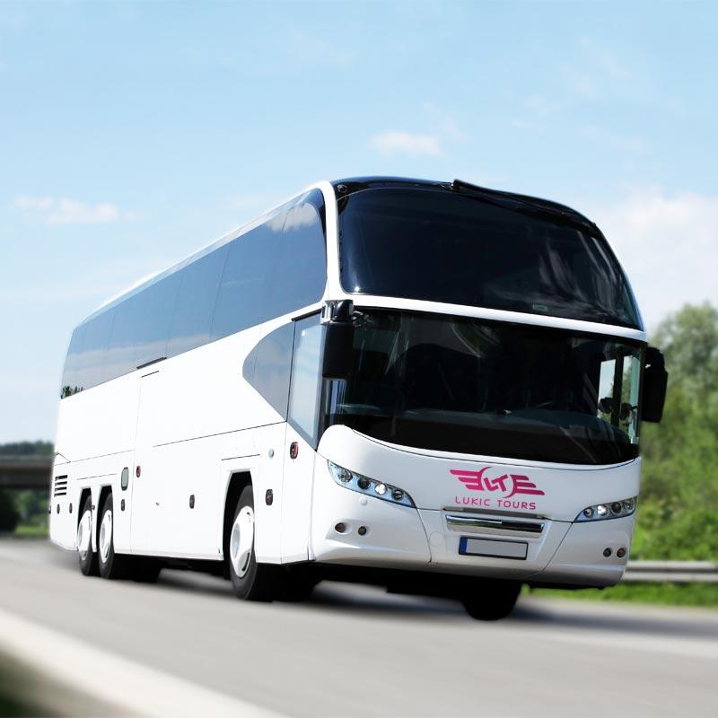 Naslovna Lukic Tours Autobus Prevoz Beograd Bec Wien